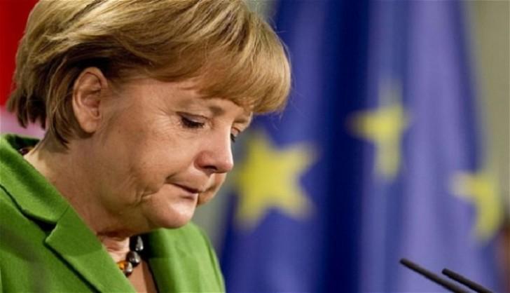 Angela Merkel istefaya göndərilir