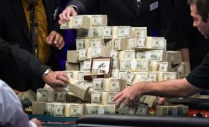 Milyonları kazinolarda