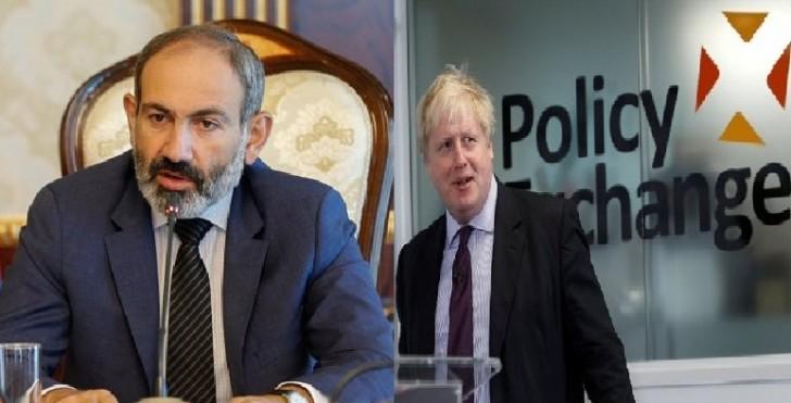 """""""Paşinyan""""la Britaniya xarici işlər nazirinin telefon danışığı yayıldı-"""