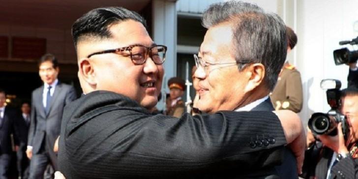 Şimali və Cənubi Koreya liderləri yenidən bir arada: