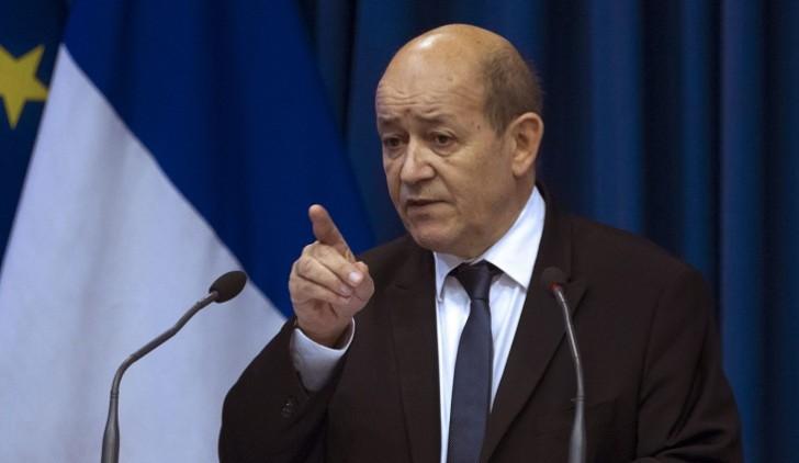 Fransalı nazir Bakıda dediklərini Yerevanda da təkrarladı