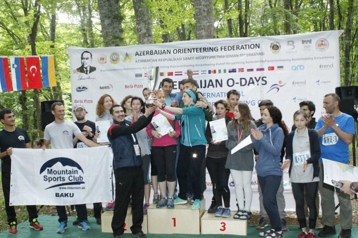 Heydər Əliyevin xatirəsinə keçirilmiş beynəlxalq kubok yarışına yekun vurulub-