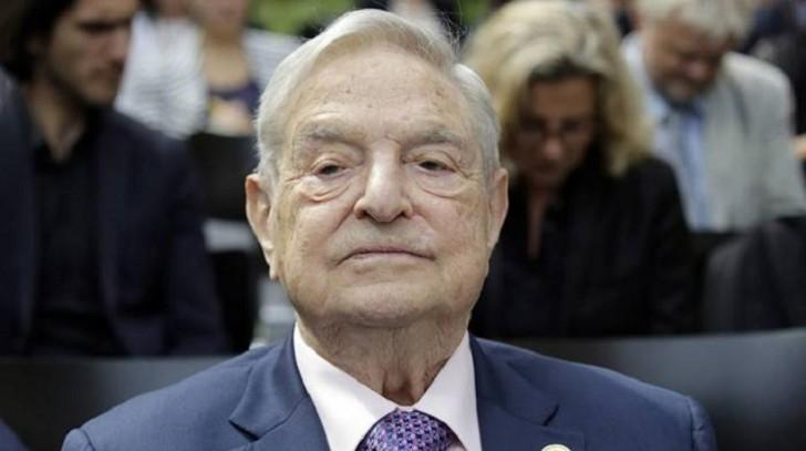 Corc Soros yeni böhranın anonsunu verdi