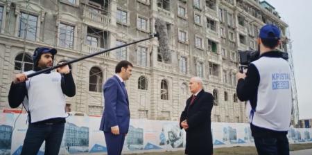 """Sumqayıtda """"Kristal Abşeron"""" tikinti şirkətindən DƏLƏDUZLUQ"""