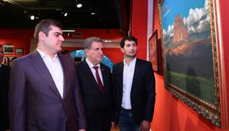 "Bakıda ""My Nakhcivan"" sərgisi-"
