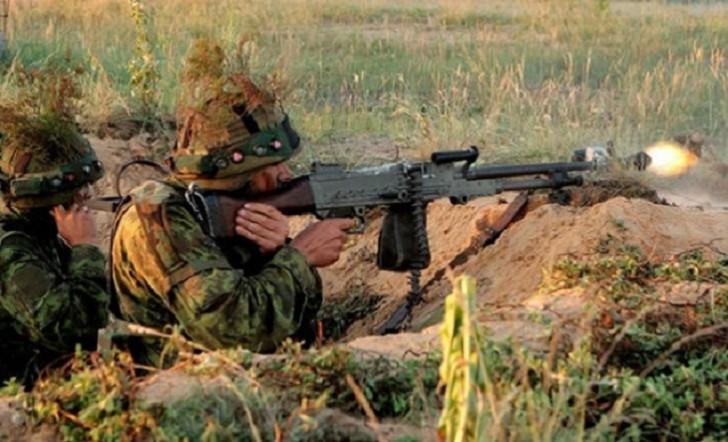 Ermənistan silahlı qüvvələri atəşkəsi 82 dəfə pozub