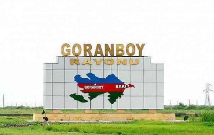 Prezident Goranboya 3 milyon manat ayırdı