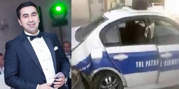 Elton qəza törətdi:
