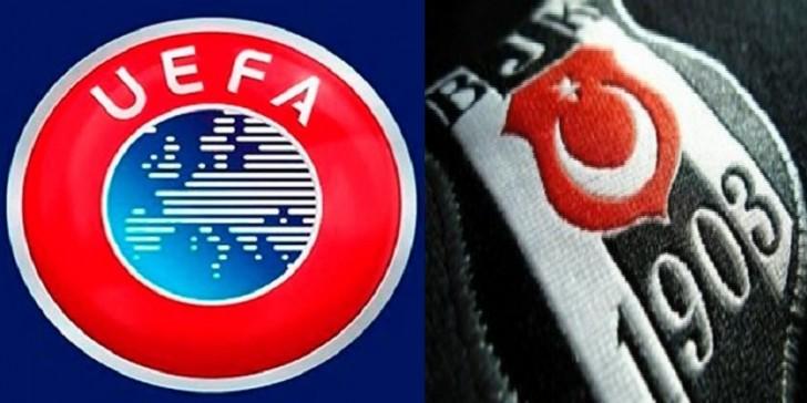 """UEFA """"Beşiktaş""""ı cəzalandırdı"""