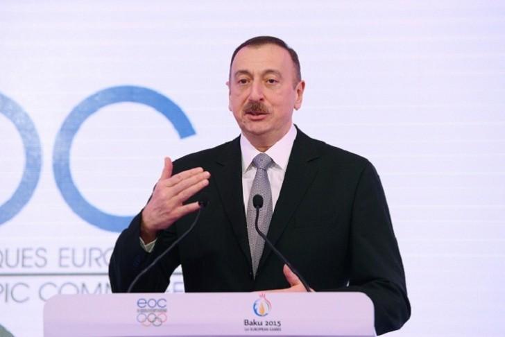 İlham Əliyev Dünya çempionatının açılışına qatılacaq