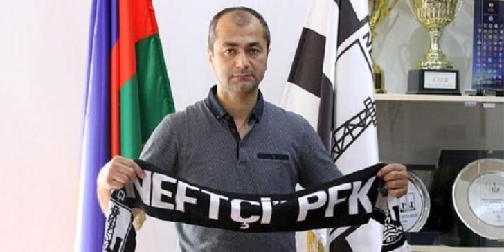 """Mahmud Qurbanov """"Neftçi""""yə baş məşqçi təyin edildi"""