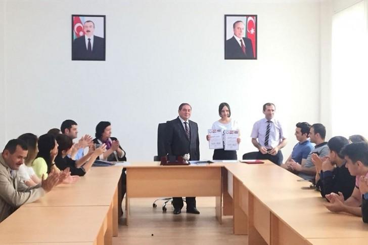 UNEC-in Zaqatala filialına qəbulda yenilik: