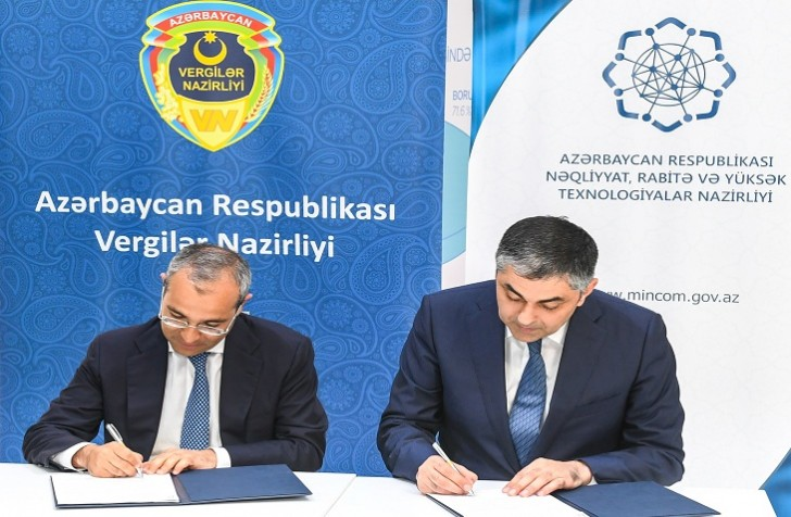 İki nazirlik arasında protokol imzalanıb