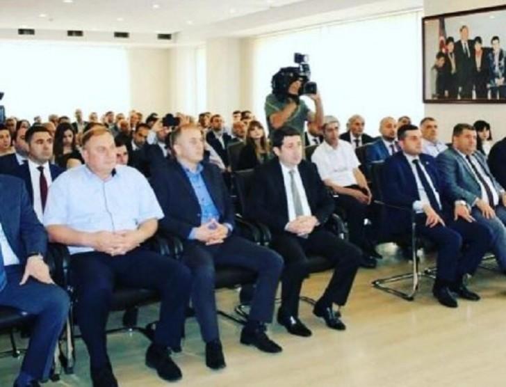 Fuad Muradovun Marneuliyə səfəri Gürcüstan azərbaycanlıları tərəfindən yüksək qiymətləndirilir