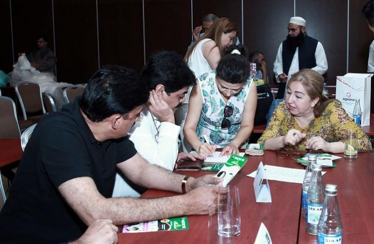 Azərbaycan - Pakistan biznes konfransı keçirilib