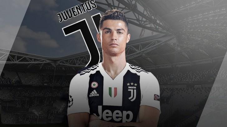 "Ronaldo ""Yuventus""da"