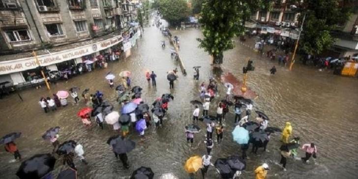 Hindistanda musson yağışları davam edir: ölü sayı 511-ə çatdı