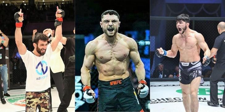 MMA üzrə bir çox qələbələrə imza atan idmançılarımızdan qürur verici xəbər gəldi