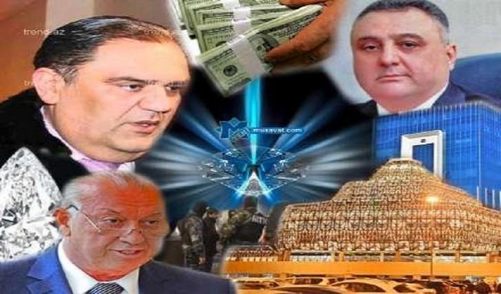 """""""AGbank""""ın Azərbyacana gətirilən 18 milyard avro inqilab puluna şərikliyini məhkəmə araşdırdı"""