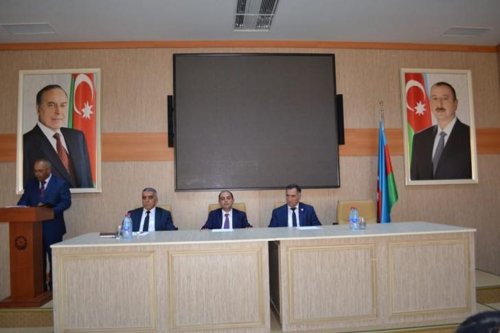 DƏMX Ucarda işəgötürənlərin iştirakı ilə seminar keçirib