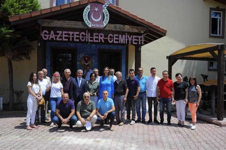 Ağdamın işğalının 25-ci il dönümü ilə bağlı Antalyada sərgi keçirilib