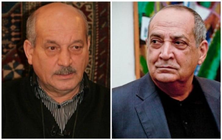 Prezident Rasim Balayev və Ramiz Əzizbəylini təltif etdi