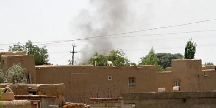 Əfqan ordusu və Taliban arasında qarşıdurma: