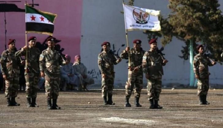Türkiyə Suriyada 35 minlik ordu yaratdı-