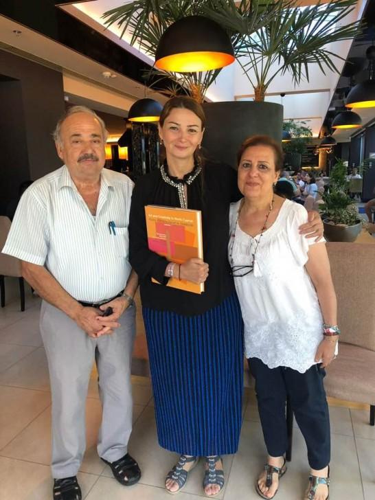 Qənirə Paşayeva Turan Qurultayının bağlanışında Türk dünyasına Qarabağ çağırışı edib-