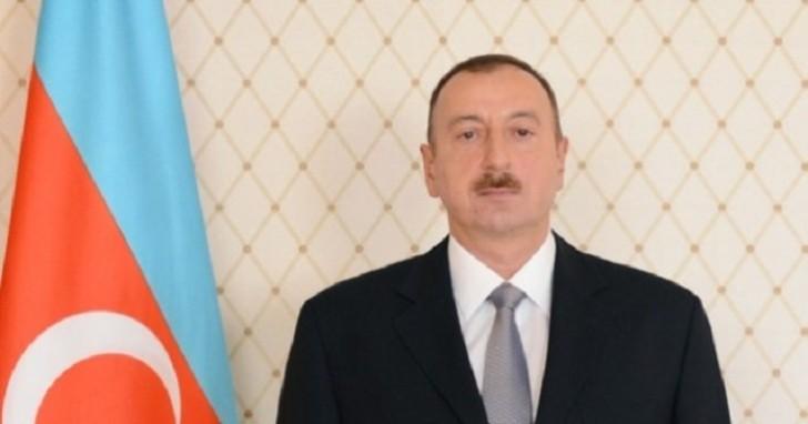 Prezident Azərbaycan xalqını təbrik etdi