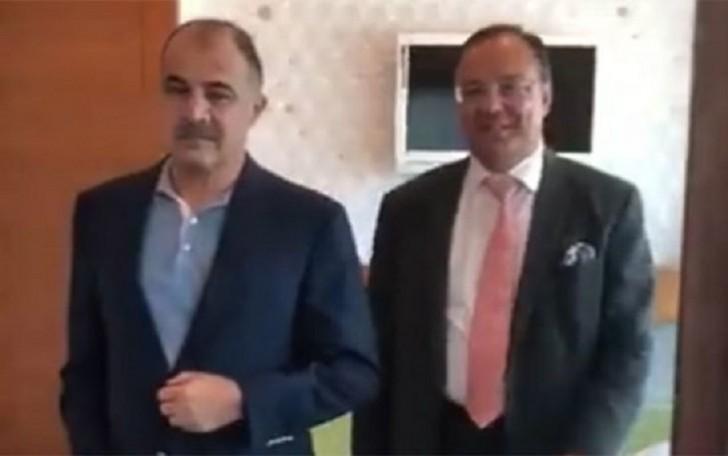Elmar Vəliyevin daha bir videosu yayıldı