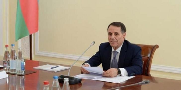 Novruz Məmmədov Nazirlər Kabinetini topladı