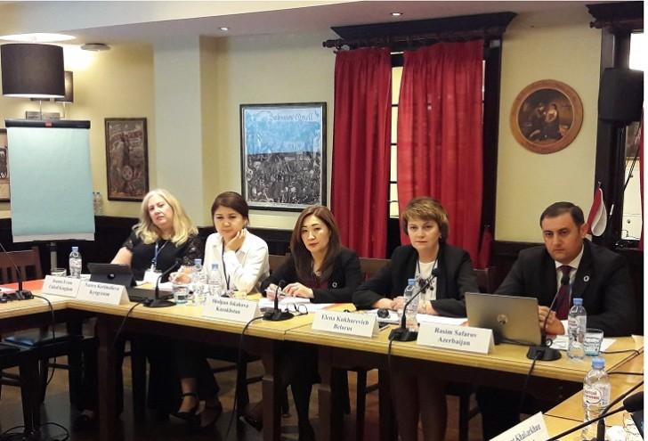 Sankt-Peterburqda DİM-in monitorinqi ilə əlaqədar beynəlxalq tədbirlər keçirilir