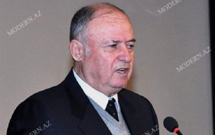 Namiq Abbasov insult keçirib