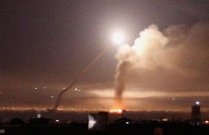 İsrail İranın nəqliyyat təyyarəsini anqarda vurdu