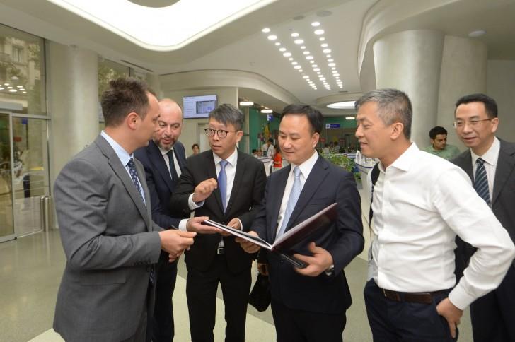 Çinlə birgə elektron ticarət platformasının yaradılması təklif olunub-