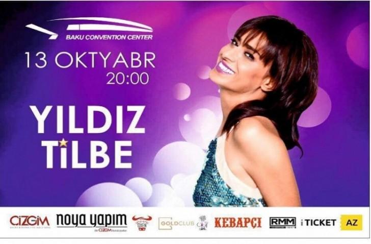 Türkiyənin məşhur müğənnisi Bakıda konsert verəcək