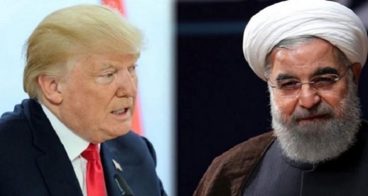 Tramp İran prezidenti ilə görüşəcəyini istisna etməyib