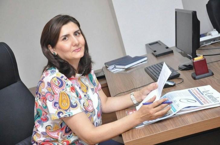 Zeynab Kazımovaya gömrükdə yeni vəzifə verildi
