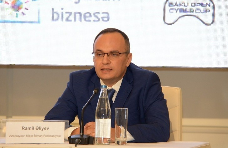 """Döyüş və futbol idman növü üzrə """"Baku Open Cyber Cup"""" kompüter oyunları keçiriləcək"""