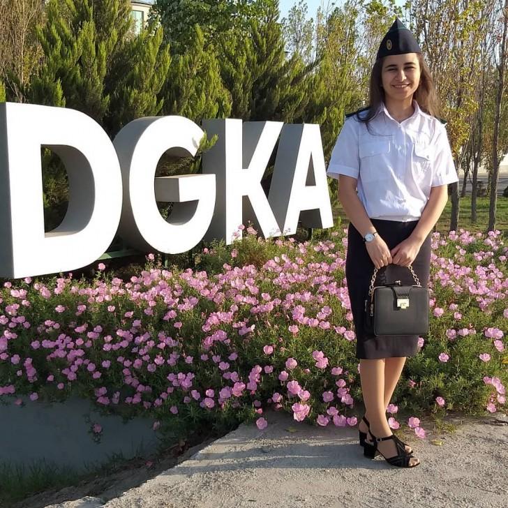 DGKA-nın tələbəsi: