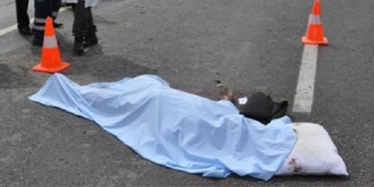 Bakıda baş həkim maşınla piyadanı vurub öldürdü