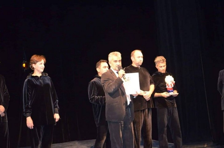 """""""Ağ və qara"""" festivaldan uğurla qayıdıb"""