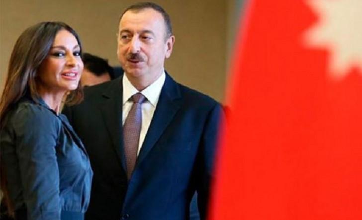 Prezident və birinci xanım Lənkəranda