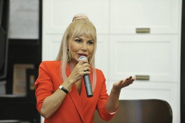Tanınmış telejurnalist Nərgiz Cəlilova ilə maraqlı görüş keçirilib-