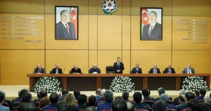 DTX İlham Əliyev hakimiyyətinin 15 illiyini qeyd edir