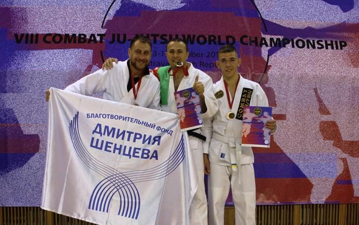 Rəsul Məmmədov kombat ciu-citsu üzrə Avropa və dünya çempionatlarındakı uğurlardan danışdı
