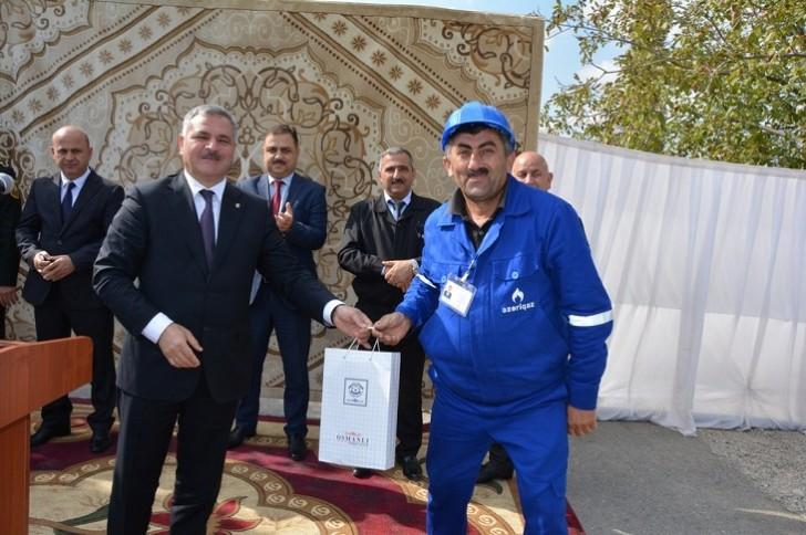 Tərtər rayonunun bütün yaşayış məntəqələrinin qazlaşdırılması başa çatıb