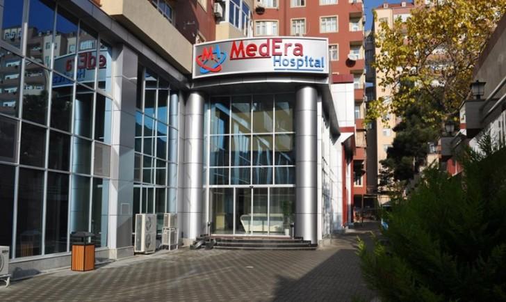 """MedEra"" Hospitalda biabırçılıq-"