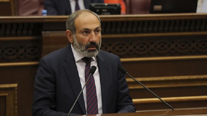 """""""Qarabağ münaqişəsində gizli razılıq ola bilməz"""" – Paşinyan"""